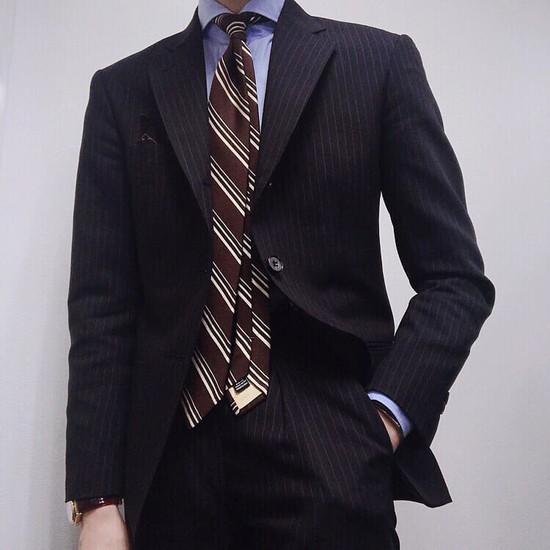 オーダースーツSADAのスーツギャラリー|デキる男のためのオーダースーツガイド【大阪心斎橋版】